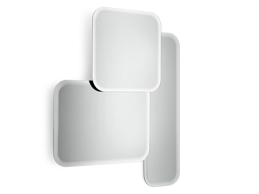 Wall-mounted mirror GEMMA - Gallotti&Radice