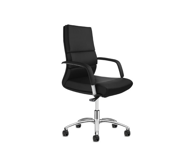 Task chair with 5-Spoke base BODY | Task chair - SitLand