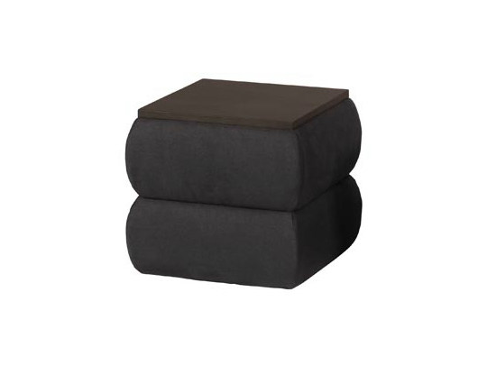 Square bedside table JUMBO | Bedside table - Ph Collection