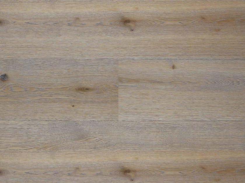 Brushed oak parquet ARSENALE by Lignum Venetia