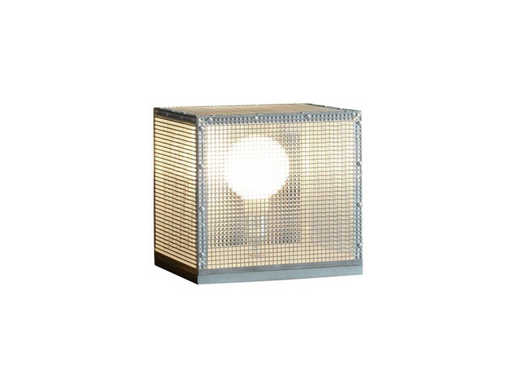 Aluminium table lamp CAGE | Table lamp - Ph Collection
