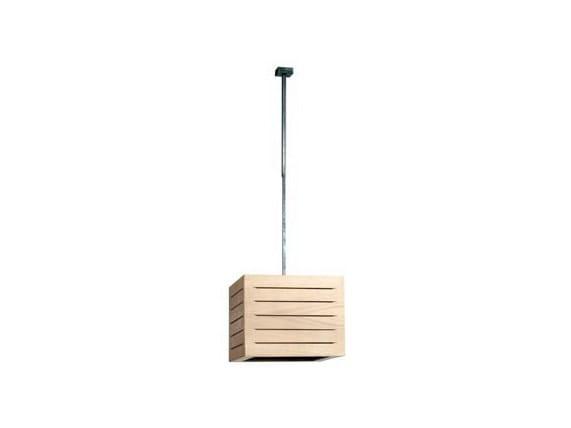 Wooden pendant lamp ZEN | Pendant lamp - Ph Collection