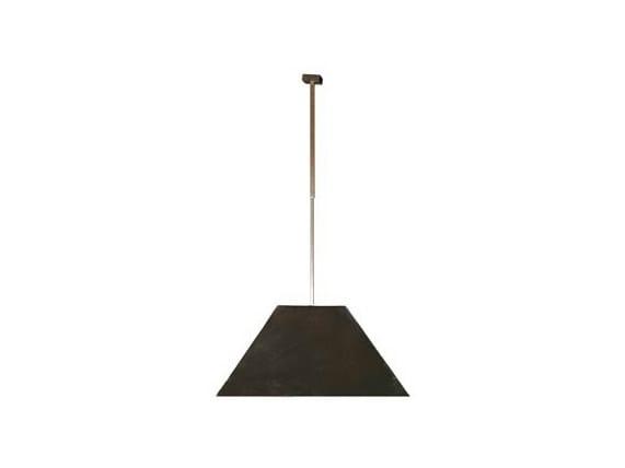 Steel pendant lamp ZINC | Pendant lamp - Ph Collection