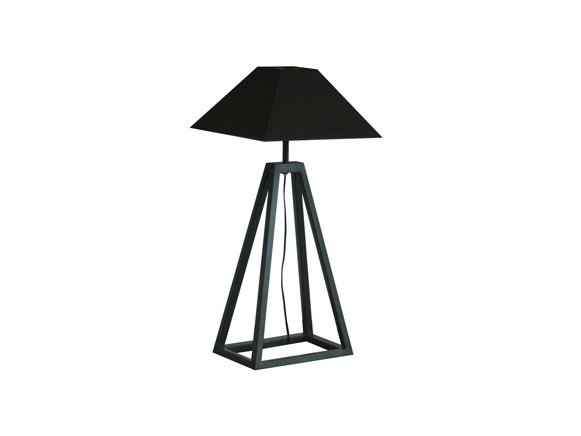 Direct-indirect light steel table lamp MAYA | Table lamp - Ph Collection