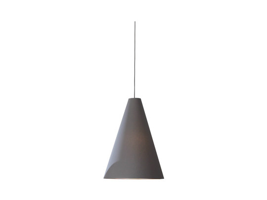 Fabric pendant lamp CONE | Pendant lamp - Ph Collection