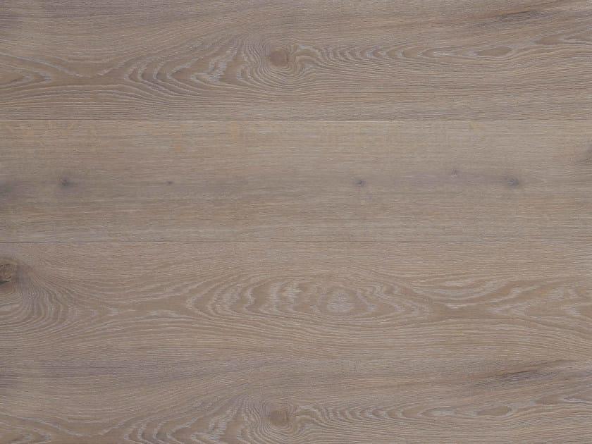 Brushed oak parquet AUTUNNO - Lignum Venetia