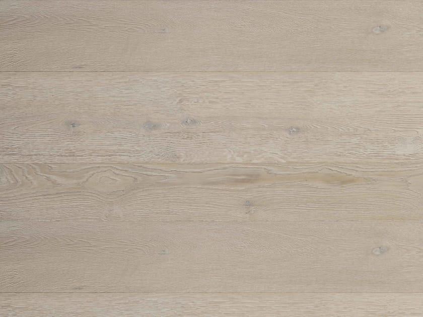 Brushed oak parquet SABBIA - Lignum Venetia