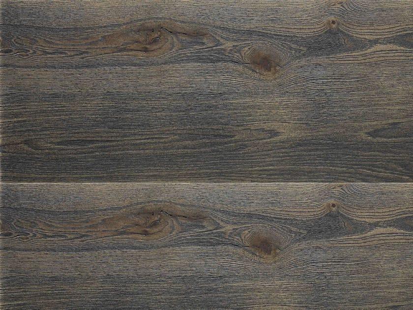 Brushed oak parquet ORIZZONTI - Lignum Venetia