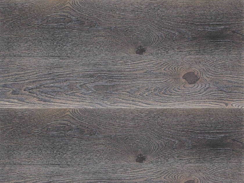 Brushed oak parquet LUNA by Lignum Venetia