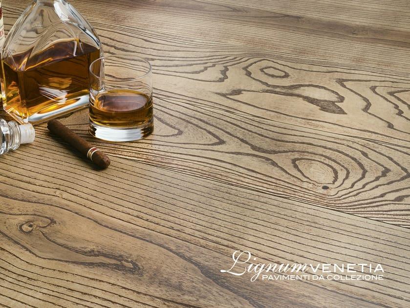 Ash parquet COGNAC by Lignum Venetia