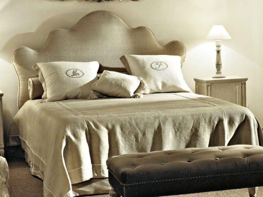 Letto matrimoniale in tessuto leone softhouse - Uomo leone a letto ...