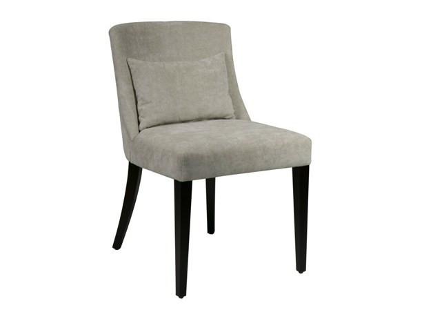 Upholstered fabric chair EUGÉNIE | Chair - Hamilton Conte Paris