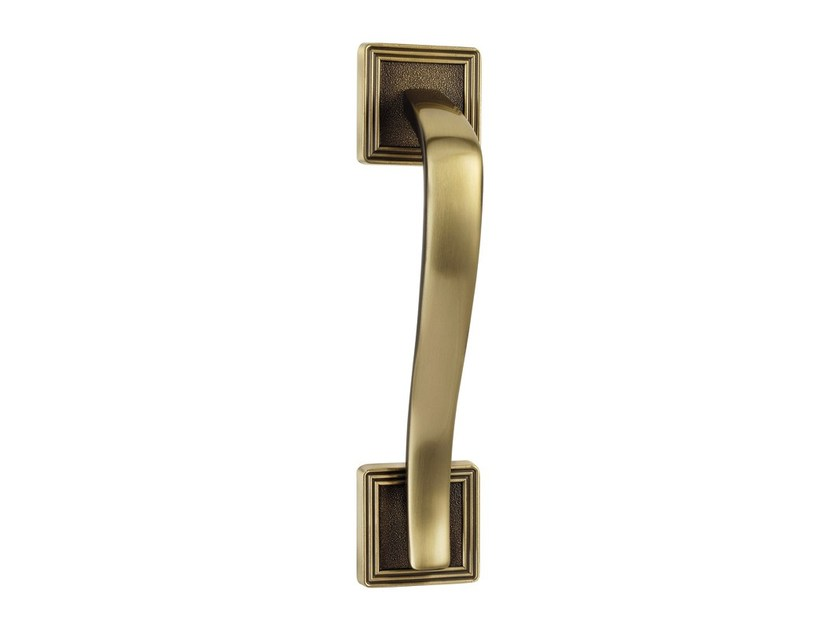 Chromed brass pull handle DAISY | Pull handle - LINEA CALI'