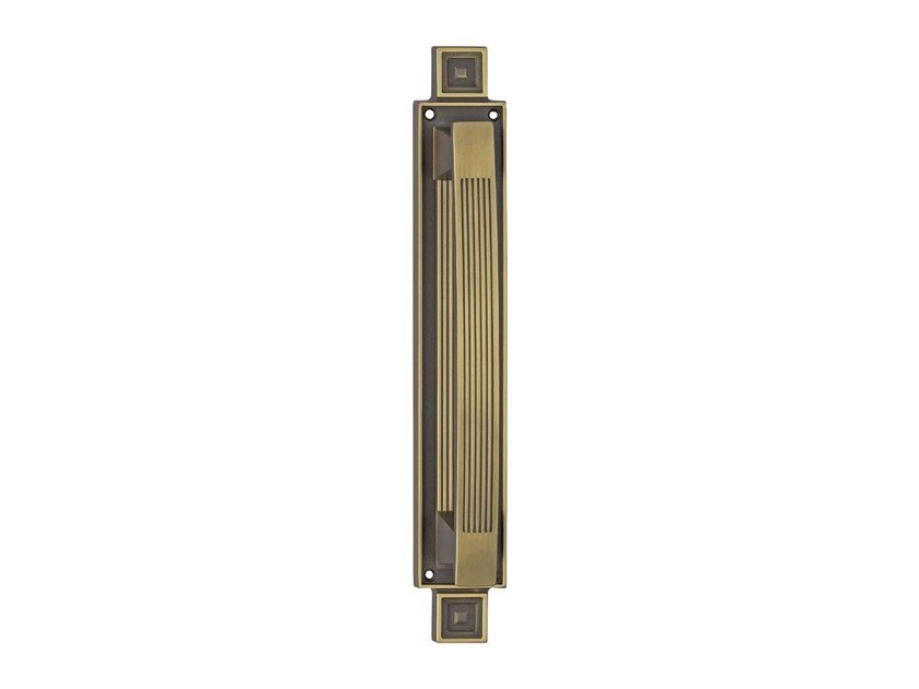 Chromed brass pull handle OPERA | Pull handle - LINEA CALI'