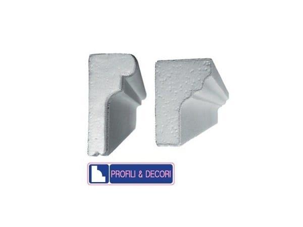 Decorative EPS edge profile Decori Sicilferro - Sicilferro Torrenovese
