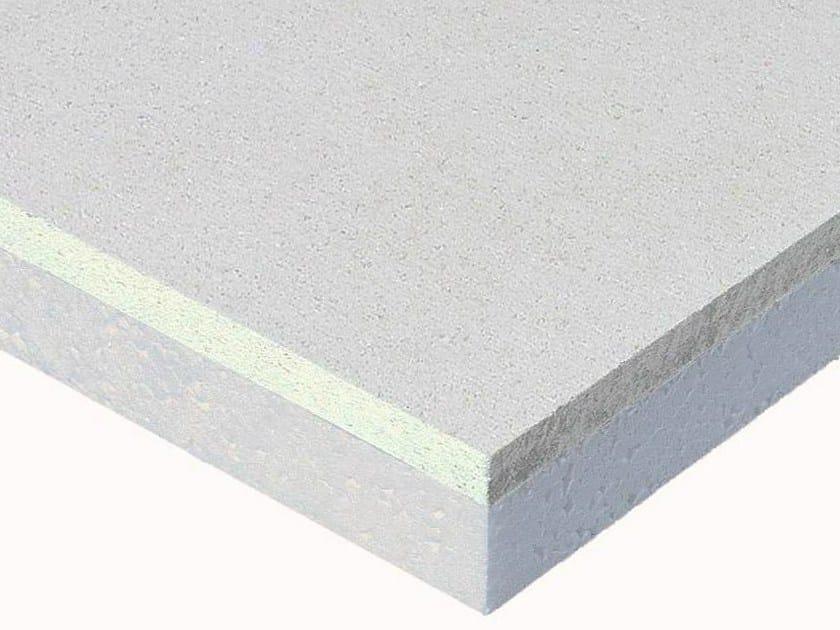 Gypsum plasterboard FONOGESS - Cabox