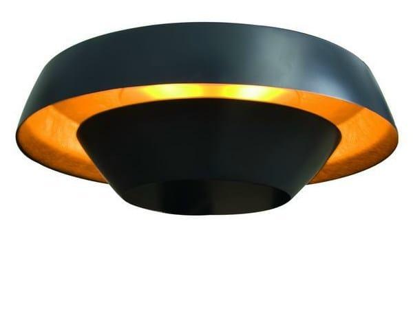Resin ceiling lamp ECLIPSE - Hamilton Conte Paris