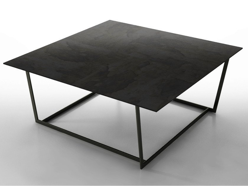 Square dining table BEN | Square table - F.lli Orsenigo