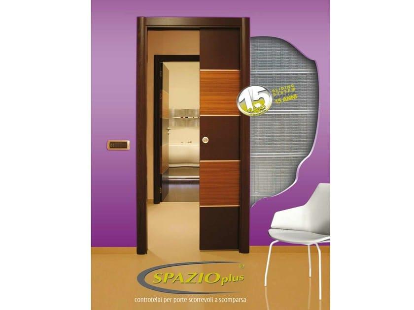 Counter frame for single sliding door BASE - SLIDING SYSTEM