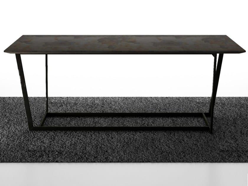 Rectangular dining table BEN   Rectangular table - F.lli Orsenigo