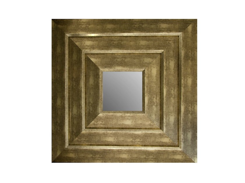 Square framed mirror PYRAMIDE - Hamilton Conte Paris