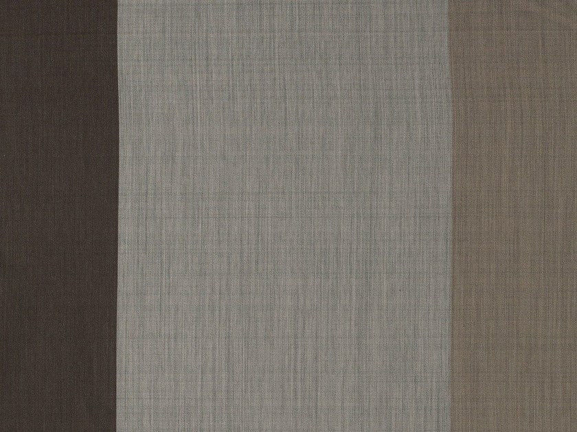 Solid-color wool fabric for curtains BRADFORD - Equipo DRT