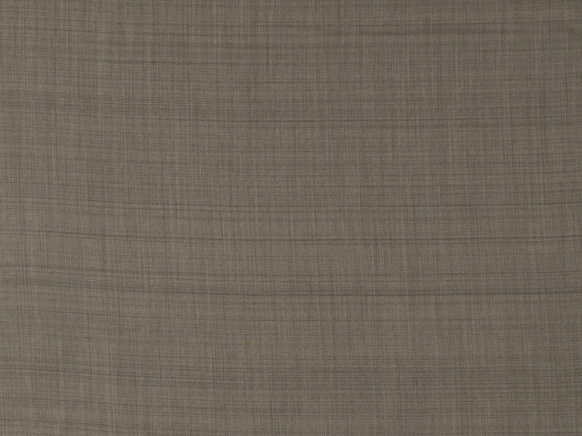Solid-color wool fabric for curtains CHESTER by Equipo DRT
