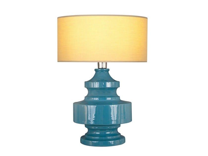 Ceramic table lamp SAINT MARTIN | Table lamp - Hamilton Conte Paris