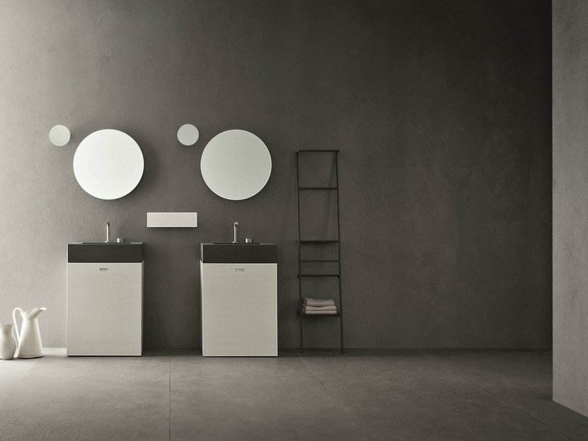Bathroom furniture set CRAFT - COMPOSITION N10 - NOVELLO