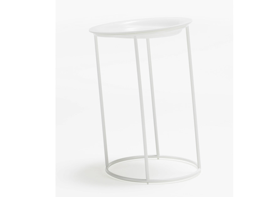 Round side table DIZZY | Side table - Karl Andersson & Söner