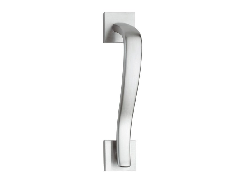 Chromed brass pull handle OPEN | Pull handle - LINEA CALI'