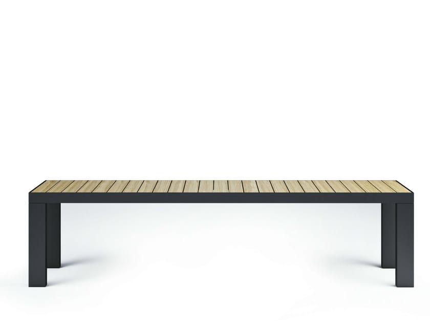 Teak garden bench GARDEN | Garden bench - Röshults
