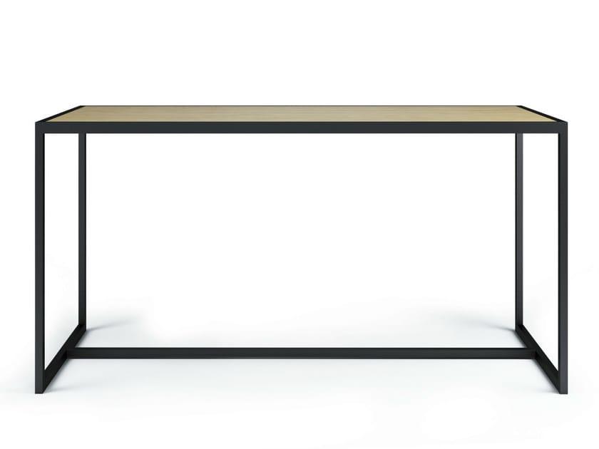 Rectangular garden table GARDEN BISTRO | Rectangular table - Röshults