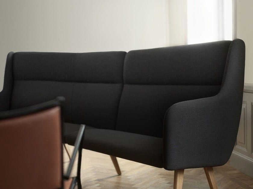 Sectional modular sofa ANYWAY SOFA SYSTEM - Massproductions