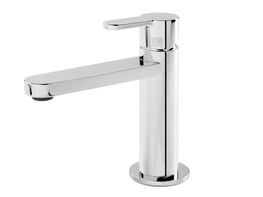 Single handle 1 hole washbasin mixer MIK | Single handle washbasin mixer - GEDA