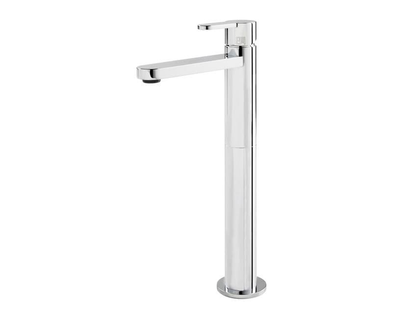 Single handle 1 hole washbasin mixer MIK | Single handle washbasin mixer - GEDA