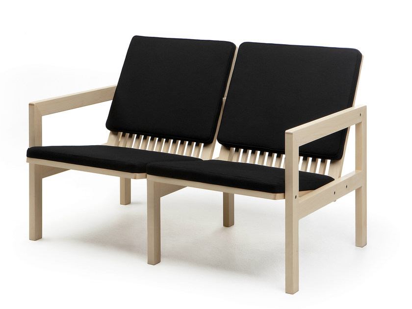 Birch small sofa ARKITECTURE YKA4 - Nikari