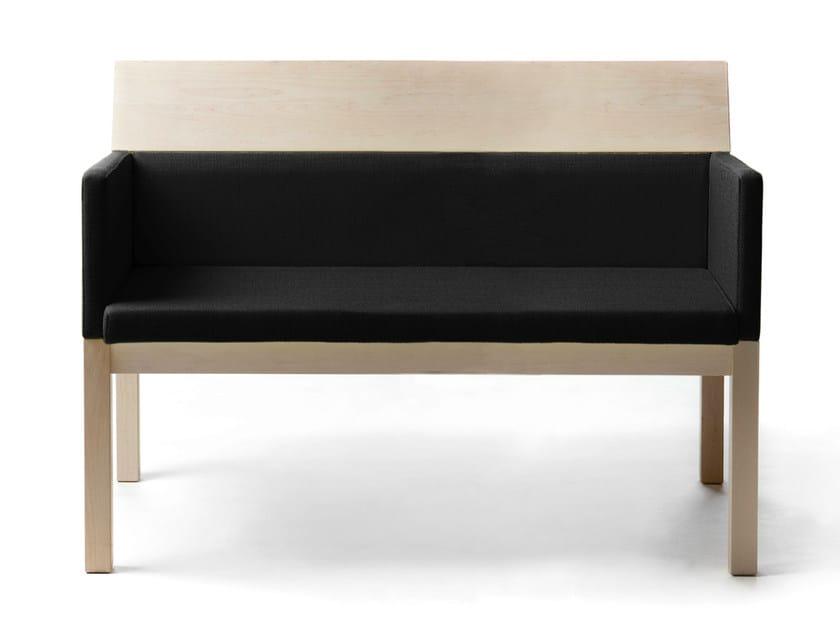 Small sofa SEMINAR JRA4 - Nikari