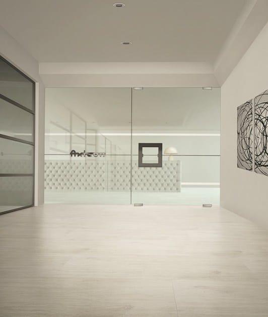 Pavimento rivestimento in gres porcellanato effetto legno - Casalgrande padana gres porcellanato ...