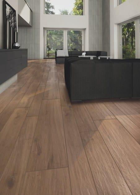 Pavimento rivestimento in gres porcellanato effetto legno for Carrelage casalgrande padana