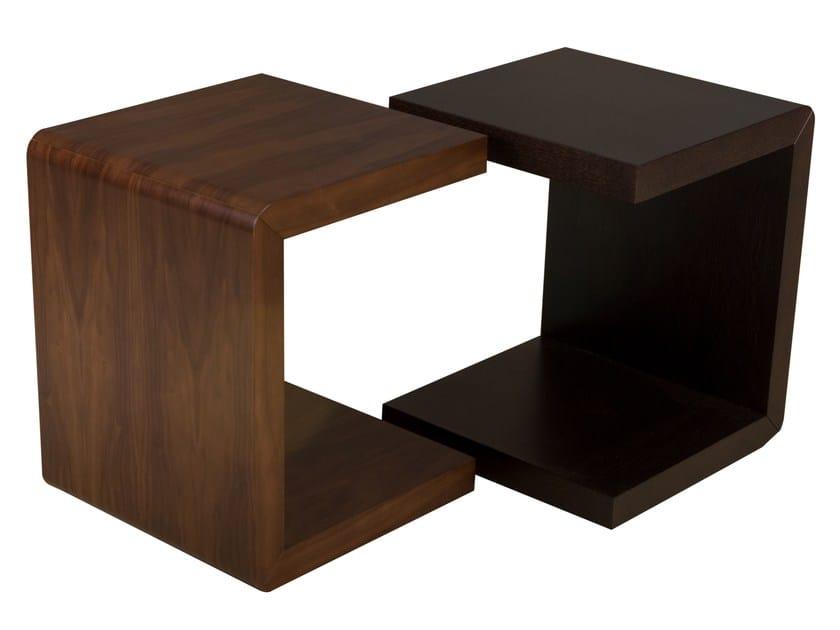Square side table ORICK SOFA SIDE - Hamilton Conte Paris