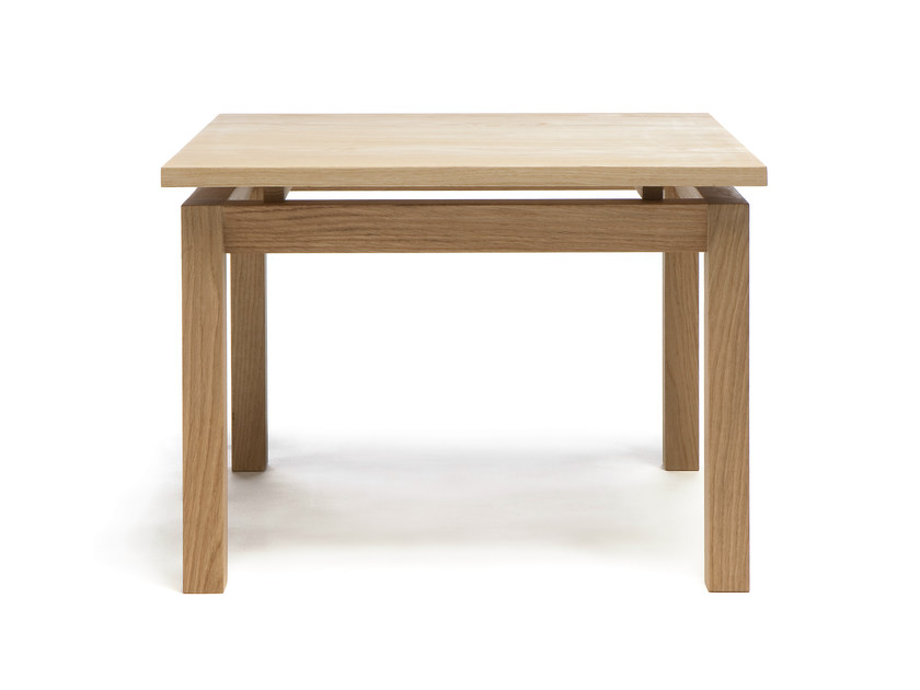 Rectangular wooden coffee table SEMINAR JRP1C-2C - Nikari