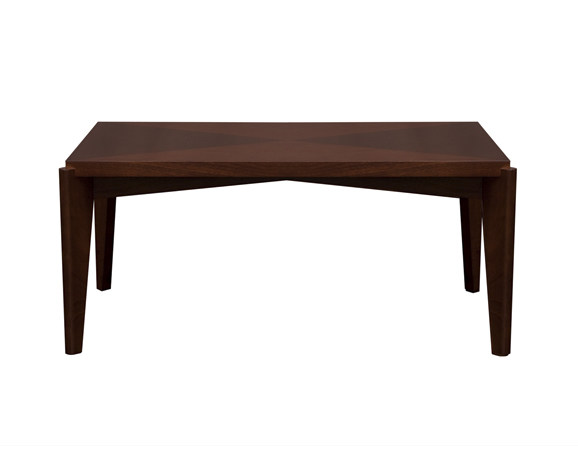 Rectangular wooden coffee table ARHUS | Rectangular coffee table by Hamilton Conte Paris