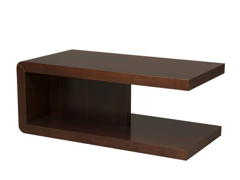 Low rectangular coffee table ORICK COCKTAIL - Hamilton Conte Paris