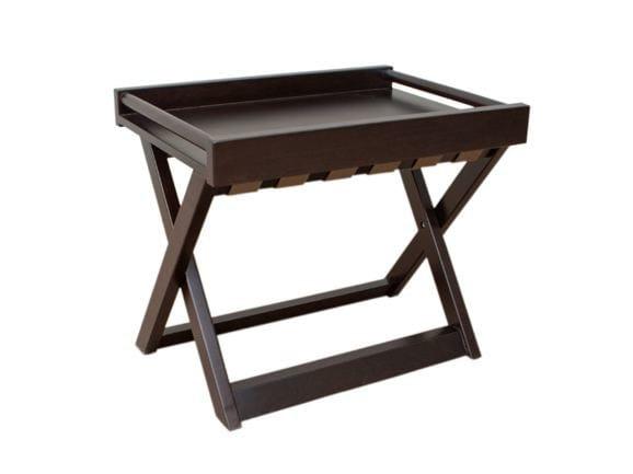 Rectangular beech side table SAMSON | Side table - Hamilton Conte Paris