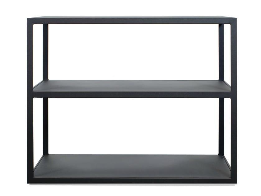 Stainless steel garden cabinet GARDEN | Garden cabinet - Röshults