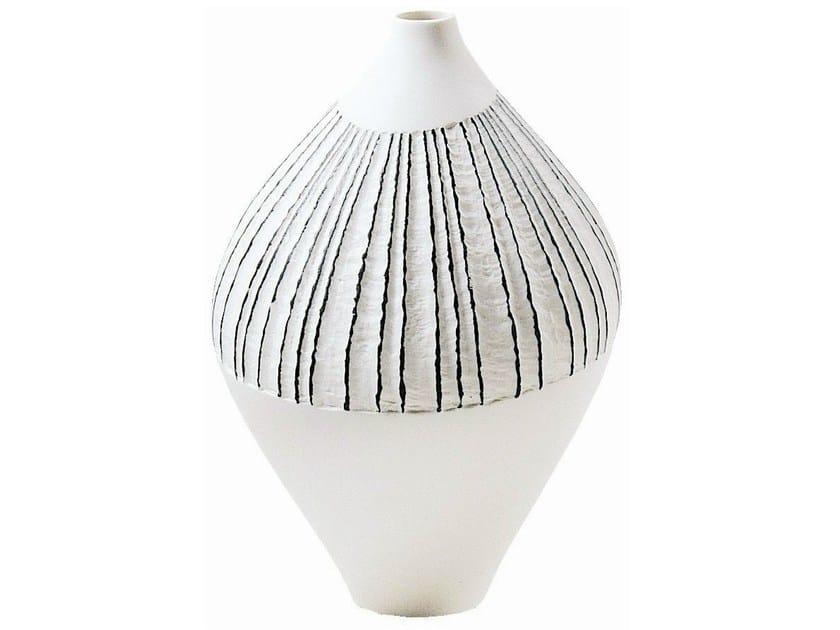 Porcelain vase NAUM | Vase - Fos Ceramiche