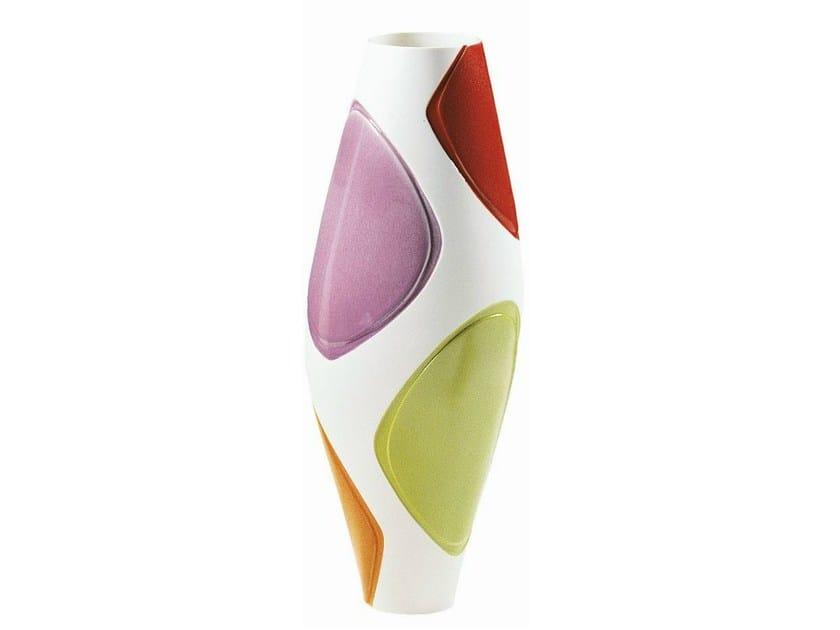 Porcelain vase NAUM | Vase by Fos Ceramiche