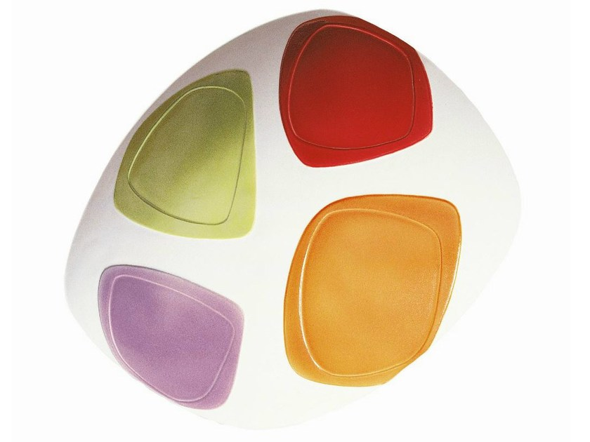 Porcelain centerpiece NAUM | Centerpiece - Fos Ceramiche