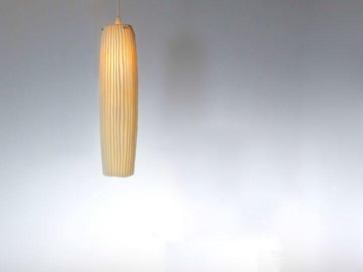 Handmade porcelain pendant lamp NOVALIS | Pendant lamp - Fos Ceramiche